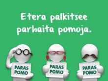 Etera palkitsee: Suomen paras pomo