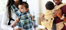 Baby Tula begynner sterkt 2020 med to nye mønster