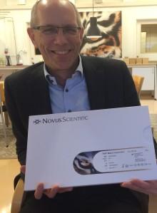 Novus Scientific Announces New Size of TIGR® Matrix Surgical Mesh