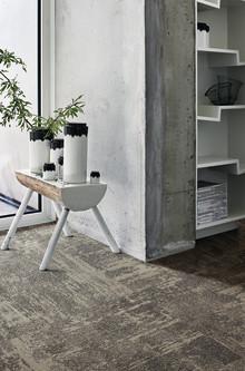 Nytt textilgolv från Interface bidrar till bättre luftkvalitet inomhus