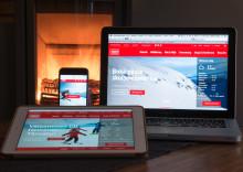 Nya hemavantarnaby.com inspirerar fler till skidsemester i riktiga fjäll