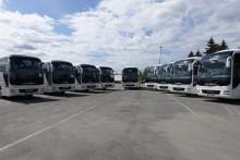 Nye turbusser H.M. Kristiansens Automobilbyrå AS