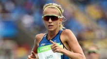 Sarah Lahti, stolt GUTZ ambassadör