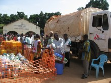 Centralafrikanska republiken: Attacker mot Läkare Utan Gränser försvårar det humanitära arbetet