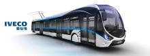 IVECO BUS satsar på elektromobilitet och lanserar en helt ny generation trådbussar i samarbete med SKODA Electric