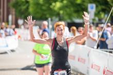 Lauffieber und Inline-Spaß beim  Santander Marathon 2019