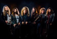 Whitesnake klara för Furuvik 2019