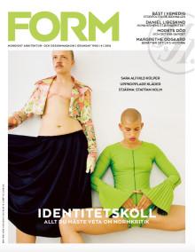 Forms modenummer: Normkritik är det nya svarta