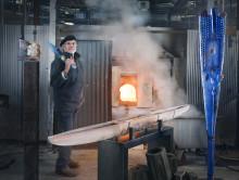Exklusivt på Kungsmässan i Kungsbacka: Unik och limiterad glaskonst från världsberömda Bertil Vallien och Ulrica Hydman Vallien ställs ut