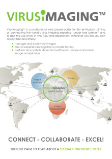 VirusimagingTM - a web based portal for EM image management