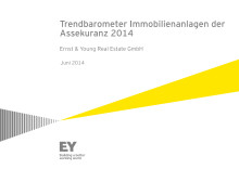Trendbarometer Immobilienanlagen der Assekuranz 2014