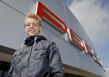 Ola Nilsson tillbaka i den internationella hetluften – klar för toppteam i tyska Porsche Carrera Cup