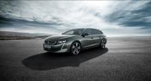 Film: Ta en närmare titt på nya Peugeot 508 SW