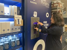 Bluewater launches first supermarket water dispenser to help Londoners purge single-use plastic water bottles