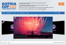 Gothia Cup lockar tittare från hela världen
