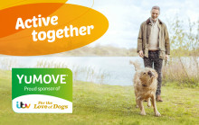 'For the Love of Dogs' to be sponsored by YuMOVE