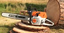 STIHL lancerer ny generation af 70cc motorsav