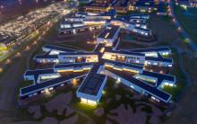 White vinner internationellt arkitekturpris för Aabenraa Psykiatriska Sjukhus
