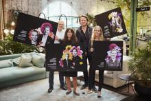 Kända svenskar lånar ut sina ansikten till entreprenörer som räddar världen