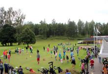 Energisvingen – en-prova-dag för tjejer som vill testa golf