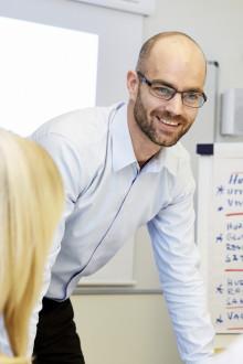Att coacha sina medarbetare