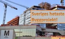 Sveriges hetaste byggprojekt hösten 2014