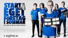 UngDrive – Driv eget företag i Eskilstuna under sommaren!