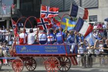 Nordisk travvecka i tävlingskalendern