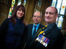 Military Mark's new Rochdale role