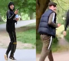 Appeal to identify four males after report of racial abuse in Hampstead Heath