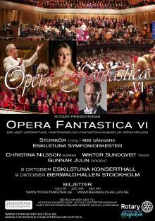 Opera Fantastica – musik till stöd för sociala entreprenörer