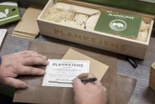 Lekne planker fra Fredrikstad får utmerkelse