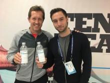 Vitamin Well stolt samarbetspartner till Zelmerlöw & Björkman Foundation