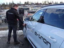 Harald A. Møller picks DEFA as provider of smart EV charging solutions