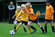 Barn om lagidrott: Viktigare att ha kul än att vinna