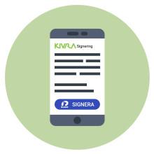 Kivra lanserar signeringstjänst via API