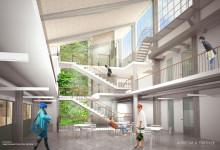 Akademiska Hus utvecklar unik läromiljö på KTH Campus