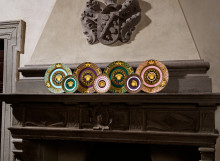 Rosenthal meets Versace - Medusa Colours