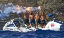 Äntligen målgång efter 37 dagar på Atlanten i världens tuffaste roddtävling – Talisker Whisky Atlantic Challenge