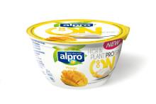 Ny smak! Alpro GO ON Mango är ett växtbaserat alternativ till kvarg