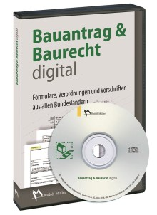 Bauantrag & Baurecht digital, Version 07/2016