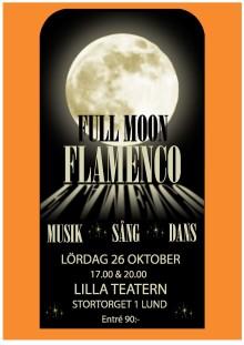 Full Moon Flamenco
