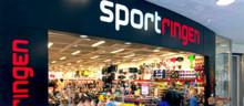 Sportringen växer - öppnar butik i Ängelholm.