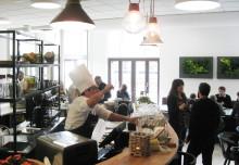 Bräcke diakoni startar Kök:17 i Göteborg – för att ta plats på samhällsarenan