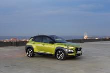 Hyundai pressekonfeanse på IAA-messen i Frankfurt