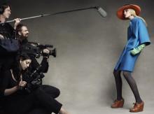 Patrick Demarchelier legendary fashion photographer now at Fotografiska with Lumière
