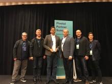 Capgemini vinner Pivotal Customer Impact-utmärkelse