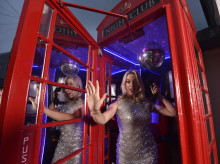 West Midlands dials up more than 450 phone box 'adoptions' as world's smallest night club makes it 5,000 in the UK