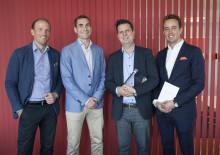 Energismart Awards 2014 gick till Landstinget Uppsala och Helvar