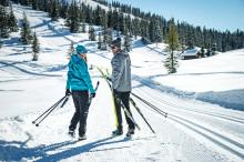 Derfor skal vinterferien gå til Alpene